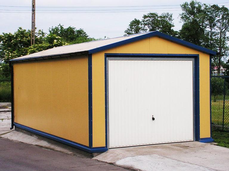 Garaże, wiaty